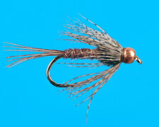 Bead H. Soft Hackle Pheasant Tail size 14