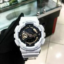 Casio G-Shock GA-110RG-7A Rose Gold Color Accented Analog Digital Men's Watch