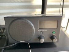 Boston Acoustics Receptor Alarm Clock FM/AM Radio.