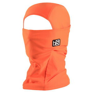 Black Strap The Expedition Hood Balaclava   Fun Colors! Ski Face Mask   BSEXPH
