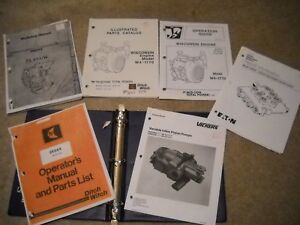 DITCH WITCH 350sx REPAIR SERVICE PARTS manuals LITERATURE 350 sx