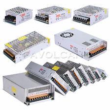 AC 110V-220V TO DC 12V Switching Power Supply Driver Adapter LED Strip Light US
