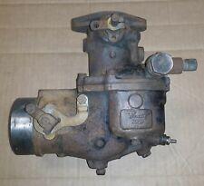 Oliver Moline Farmall Massey Case Pulling Tractor Zenith 1 78 Carburetor