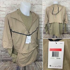Nike Therma-Sphere Transform TechPack Running Hoodie Jacket AR1709-247 Sz Large