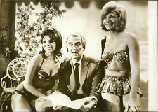 Great Britain, James O'Connor, Carmen Dene and Christiane Rogers  Vintage s