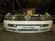 JDM OEM Nissan Skyline R33 93-97 GTS-T Front Nose Cut Conversion ECR33 GT GTS
