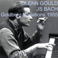 GOLDBERG VARIATIONS BWV 988-REMASTERED EDIT.(1955) - GOULD,GLENN CD NEW