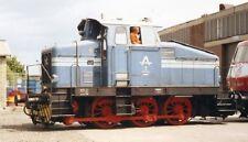 ADE 255001 Locomotive diesel, DH 500 environ bleu ep.4, acdigital échelle H0