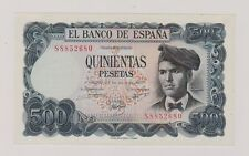 Spagna Spain 500  pesetas   1971 FDS UNC Pick 153  lotto 102