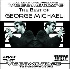 VideoMixTape Presents - Best of George Michael / Wham 1988-2016 DVD 45 Videos