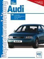 Audi A6 Avant Reparaturanleitung Reparaturbuch Reparaturhandbuch Handbuch Buch