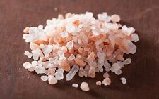 HIMALAYAN PINK ROCK SALT - FINE - 50G - FOR MAKING BATH BOMBS - FOOD GRADE