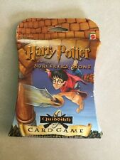 Mattel Harry Potter Quidditch Card Game Catch the Golden Snitch, Score & Match