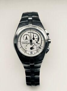 Seiko Men's Arctura Kinetic Chronograph Men's Watch, 7L22-0AA0