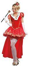 The Royals S Women's Dreamgirl Renaissance Princess Queen Costume 9471