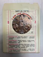 I Am The President 8 Track Tape 1969 David Frye ElectronicsRecycledCom
