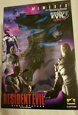 NEMESIS 16 Inch Vinyl Statue Resident Evil 3 CAPCOM Collectible Rare