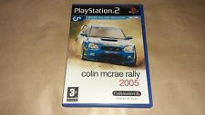 COLIN MCRAE RALLY 2005 PLAYSTATION 2 PS2 - PAL ESPAÑA