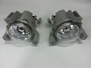 GENUINE NEW FRONT FOG LAMP ASSY LH&RH 2P FOR DAEWOO(GM) MATIZⅡ 00~05 #96563277+