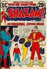 SHAZAM #1 8.0 // 1ST APPEARANCE OF SHAZAM SINCE GOLDEN AGE