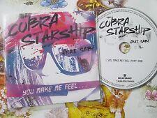 Cobra Starship Feat. Sabi – You Make Me Feel...Decaydance/Fuel CDr Promo Single