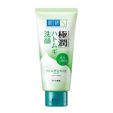 [ROHTO HADALABO] Gokujyun Coix lacryma-jobi Job's Tears Face Wash Cleanser 130g