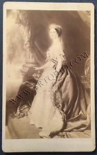 Carte de Visite EUGENIE KAISERIN DER FRANZOSEN, Empress,  um 1860, CDV