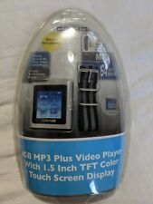 Craig 4GB Touch Color Screen MP3 Player MP4 Video (CMP648F) Gray (Bad Packaging)