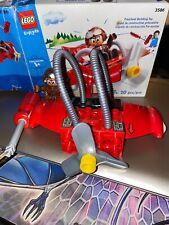 RARE Lego Explore 3586 Logic Stunt Plane Duplo Aircraft Heli Jet 2003