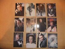 PATRICK McGOOHAN THE PRISONER ITC FAN CLUB 64 CARD SET PROMO UK EXCLUSIVE