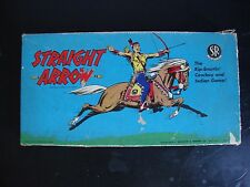 """""""STRAIGHT ARROW"""" COLLECTION  Rip Snortin' Cowboy and Indian FUN! 1950"""