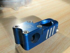 """Blue Snap 1"""" mini stem 38 x 95 mm"""