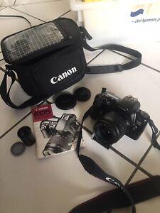 Canon Eos 500/500 QD Spiegelreflexkamera