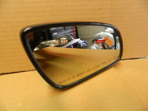 AUDI A8 DOOR MIRROR GLASS HEATED WITH AUTO DIM 2003-2007 RH passenger side