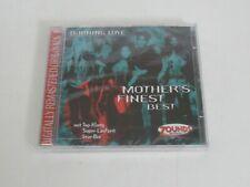 MOTHER'S FINEST/BEST BURNING LOVE(CD 27200828)CD ALBUM NEU