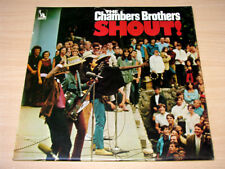 EX/EX -!!! The Chambers Brothers/shout/1969 Liberty LP