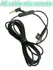 New Audio Control Cable For Around Ear AE2 AE2I AE2W Headphones UK 11/4
