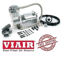 VIAIR 150PSI 1.52CFM 300 Series 350C 12V Compressor Universal Fit 35030 Silver