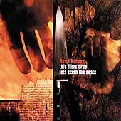 David Holmes : This Film's Crap, Lets Slash the Seats CD (2007) Amazing Value