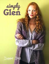 Debbie Bliss Simply Glen - 6 Knitting Pattern Designs by Debbie Bliss