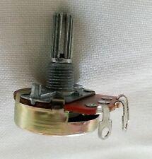 3-Pack Potentiometer Pot Pots 24mm B500K 500K Ohmios Ohms USA Free Shipping