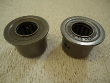 "NEW set of 2 Heavy Duty Wheel Bearing Made in USA 3/4"" x 1 3/8"""