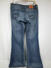 """LUCKY Brand Dungarees - Womens Jet Setter Jeans -Tag Size 10/30 Actual 34"""" x 34"""""""