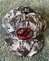 DC Comics Justice League JL Adjustable Trucker Cap Hat black/white/red NWT