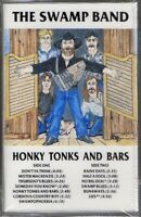 The Swamp Band Honky Tonks And Bars cassette folk, roots, New, very, very rare!