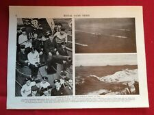 m12w ephemera 1940s ww2 picture h m submarine tuna rodney george v