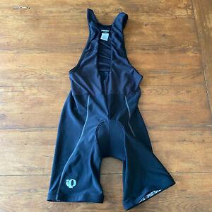 Pearl Izumi Mens XXL Cycling Bibshorts Black Compression Shorts Bib 2XL 2005