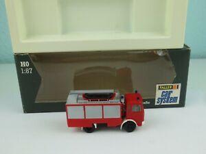 Faller Car System 1620 - LKW MAN Feuerwehr