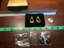 Vintage Avon Avon convertible doorknocker earrings