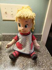 "Vintage Mattel Matty Sister Belle Talking Doll - 18"" 1960's"